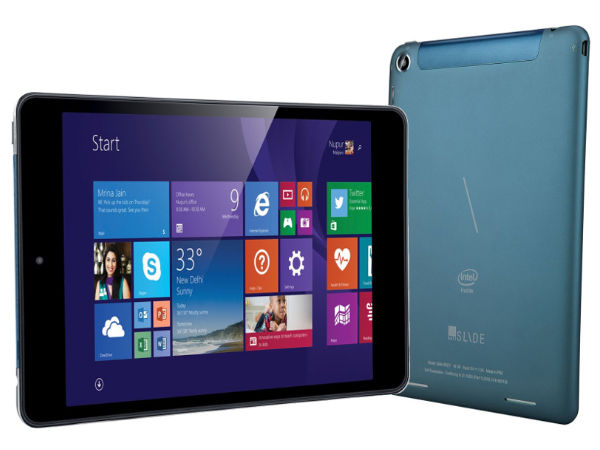 iBall Launches Affordable Tablet with Microsoft Office 365 At Rs.6999
