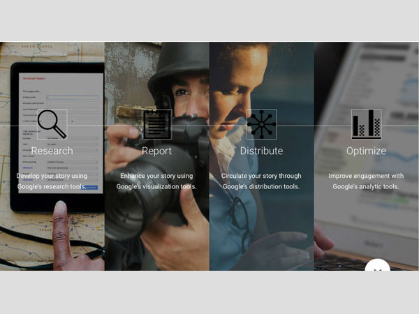 Google Introduces News Lab: A Newsroom To Sharpen Journalism Skills