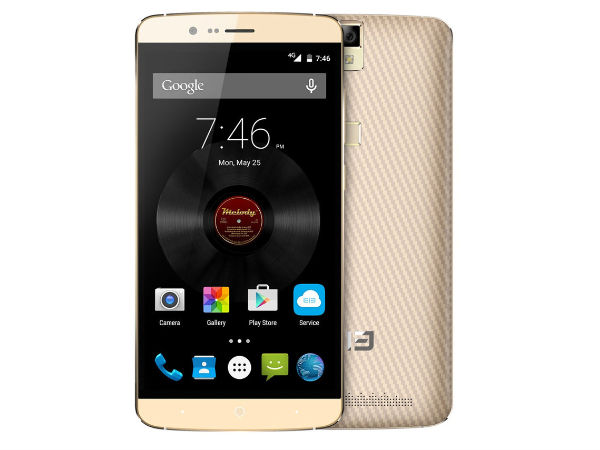 Elephone P8000 with 4165mAh Battery, 3GB RAM Listed on Flipkart