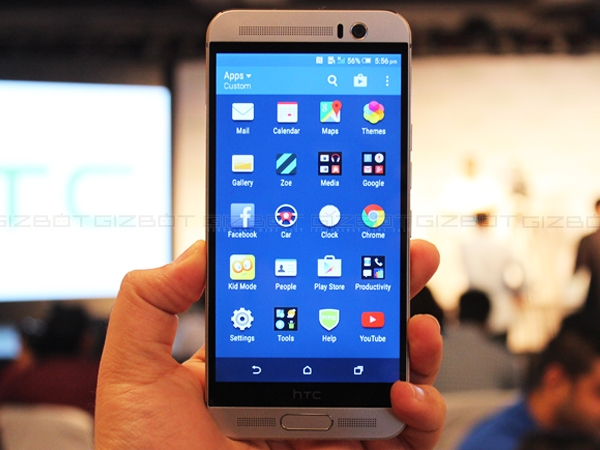 HTC One M9 Plus #Flipkart #BigAppShoppingDays
