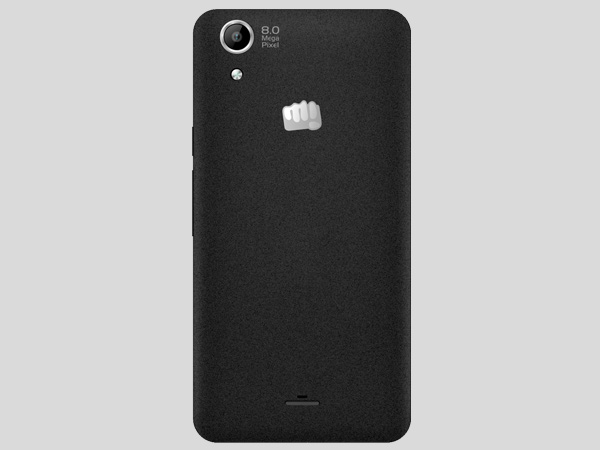 Micromax Canvas Selfie Lens: Processor