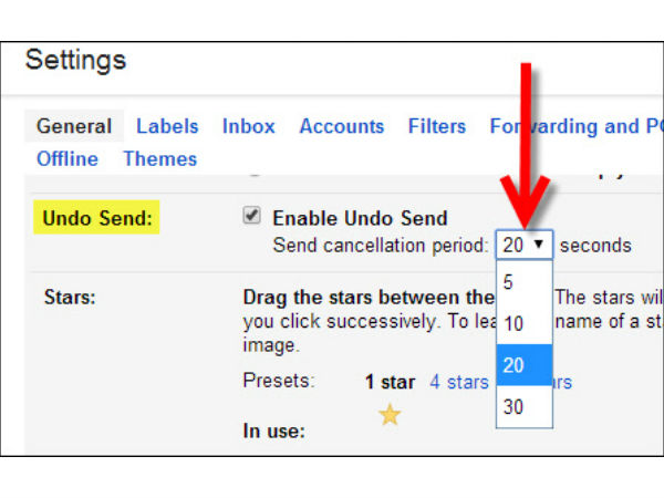 Gmail 'Undo Send' is Now Official: Here is How To Enable