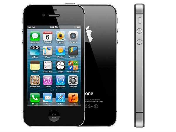 iPhone 4S 16GB is Now Available at Rs 9,999 on GreenDust