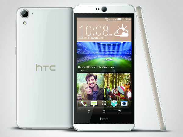 HTC Desire 826 Dual SIM with Octa-Core CPU, Dolby Technology