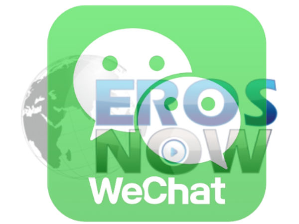 ErosNow Officially Joins WeChat