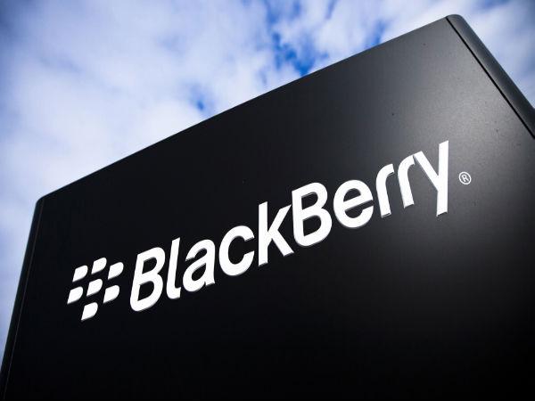 Blackberry mulls a germ-free smartphone