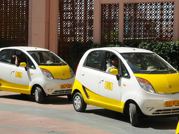 Now book TaxiForSure cabs from Ola app