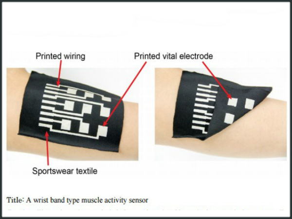 New ink to make electronic apparel a reality