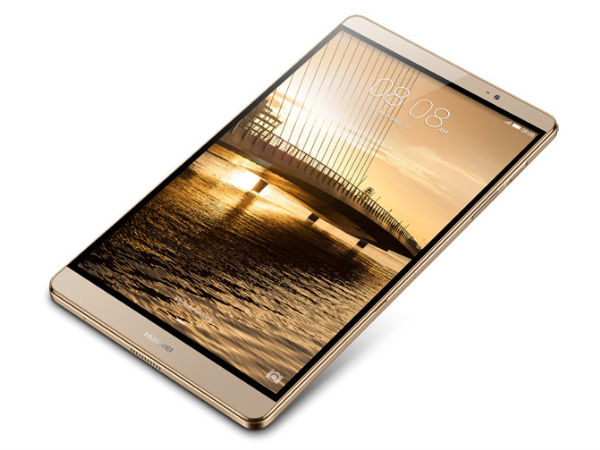 Huawei MediaPad M2 with 8-inch Display, Octa-Core CPU Is NowOfficial