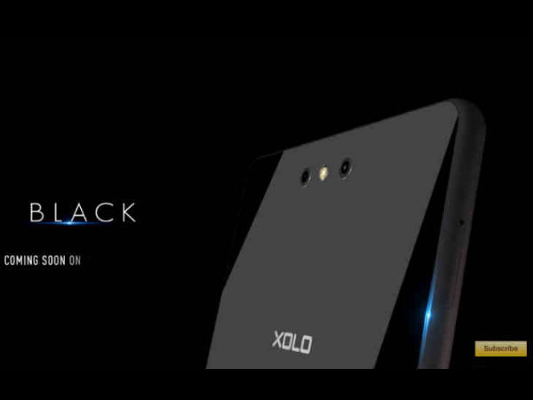 Xolo Black to Come With Dual Camera Set-Up and Smudge Free [Report]