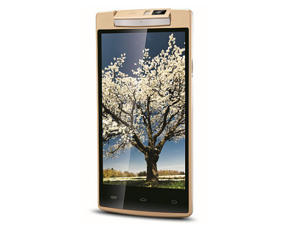 iBall Andi Avonte 5 with 8MP Rotatable Camera Launched