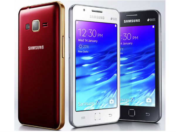 Samsung Z1 Reaches 1 Million in Sales