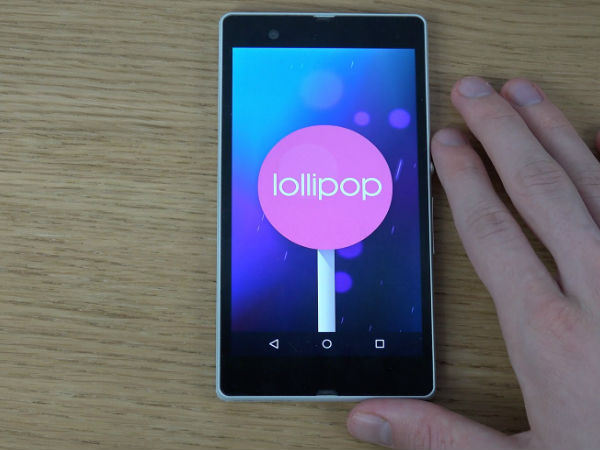 How to Update Sony Xperia Z1 to Android 5.1.1 Lollipop Custom ROM