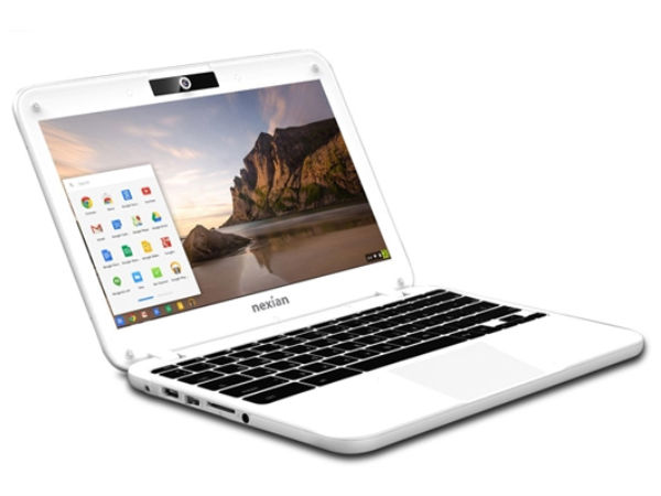 Nexian Chromebook Now Available on Amazon India at Rs 12,999