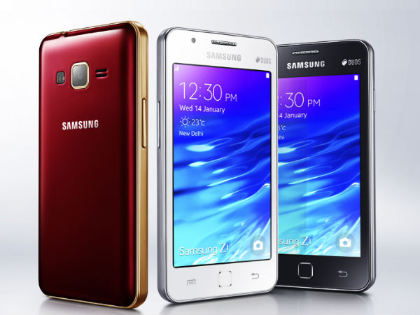 Samsung Plans To Launch More Tizen Smartphones This Year