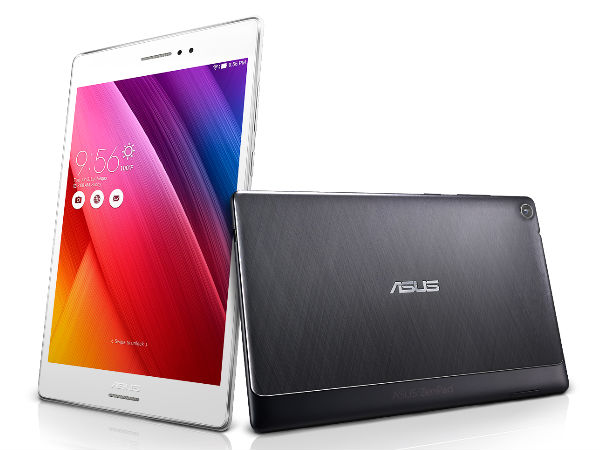 Computex 2015: Asus Unveils ASUS ZenPad 8.0 and ZenPad S 8.0 Tablets