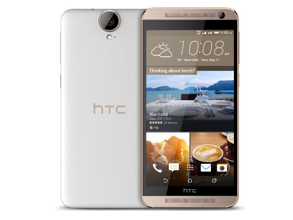 HTC One E9+ Dual SIM with 20MP Camera, Android 5.0 is Now Official