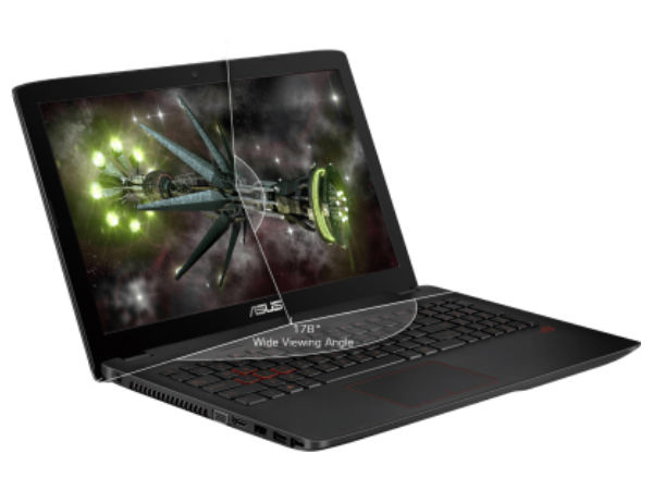 ASUS Launches Gaming Based Notebook with Intel Core i7 Processor