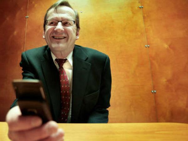 Finnish SMS pioneer Matti Makkonen dies