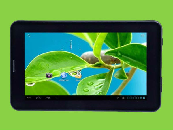 Datawind launches tablet for Rs 4,999 with 1 yr free internet