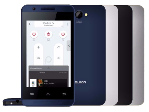 Celkon Campus A35K with Remote Option Launched