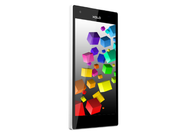 Xolo Cube 5.0 with 5-inch Display, Quad-Core CPU Launched in India