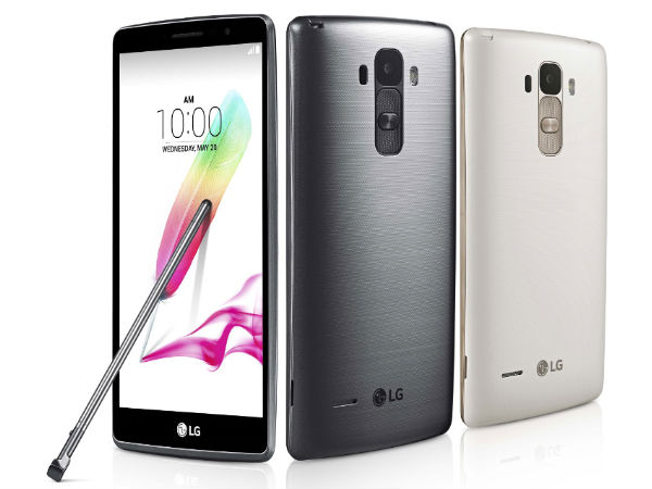 LG G4 Stylus with 5-inch Display, Quad-Core CPU to Debut India Soon