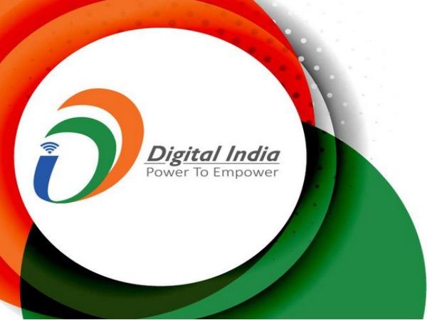 Programmes under 'Digital India'