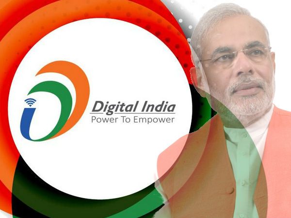 Image result for modi digital india
