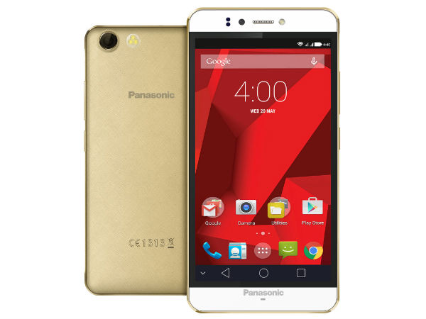 Panasonic P55 Novo with Remote Option, 13MP Camera Launched