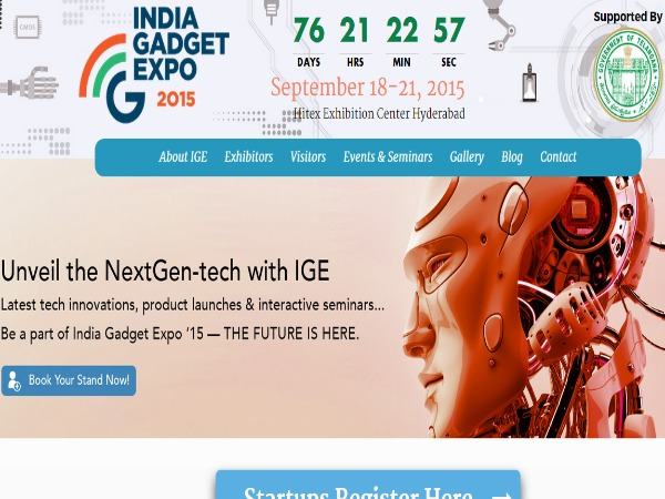 Hyderabad to host India Gadget Expo