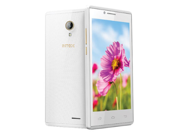 Intex Aqua Q5 with 4.5-inch Display, Quad-Core CPU Listed on Website