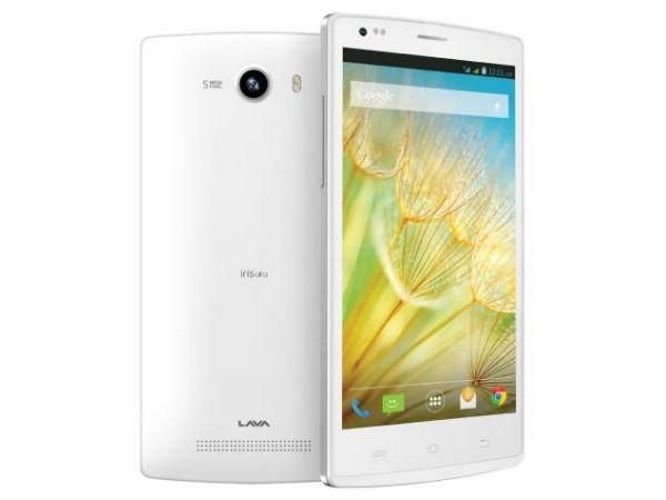 Lava Iris Alfa Started Tasting Android 5.0 Lollipop Update