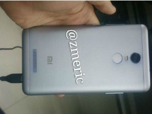 Xiaomi's Two Upcoming Smartphone Images Leaked: Sports Dual-Camera