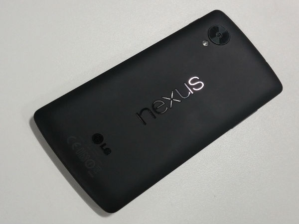 Google Nexus 5 (2015) In Making: LG Rumored To Build Next Nexus
