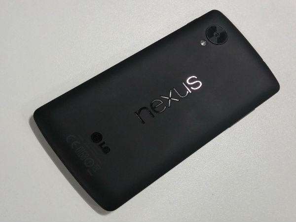Google Nexus 5 (2015) In Making: LG Rumored To Build Next Nexus