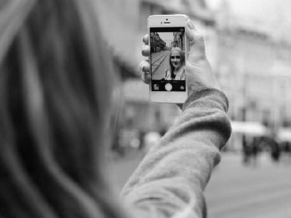 Selfie reflects your personality