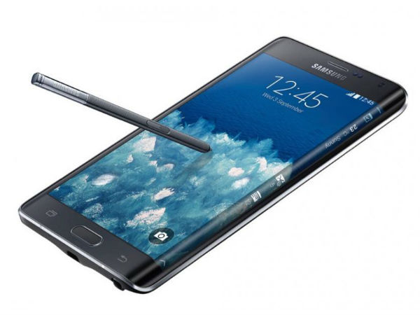 Samsung Patents 'Write on PDF' Feature For Galaxy Note 5