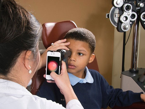 App to detect eye disease early