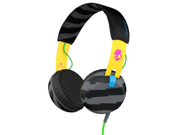 Skullcandy Launches 'The Grind' Headphone Exclusively on Flipkart