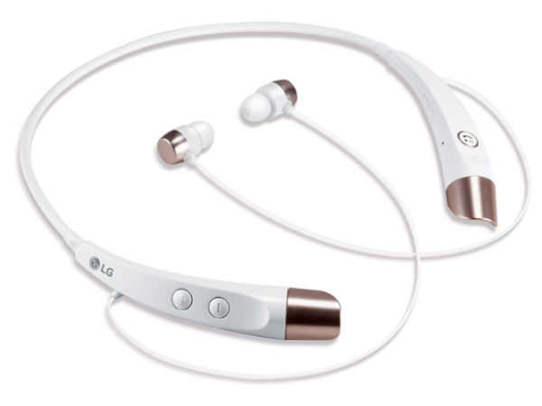 LG Launched Bluetooth Enabled TONE+ HBS-500 mini Headset