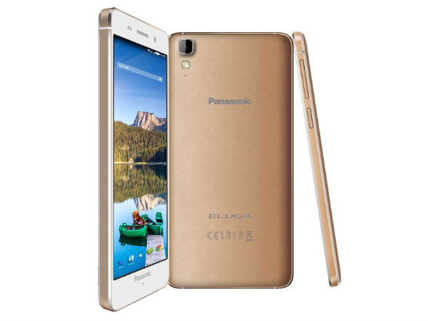 Panasonic Eluga Z with 5-inch Display, Octa-Core CPU Launched