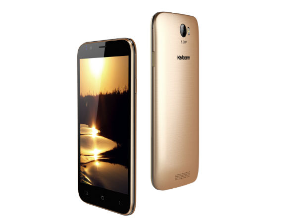 Karbonn Aura launched: Specs, features and more