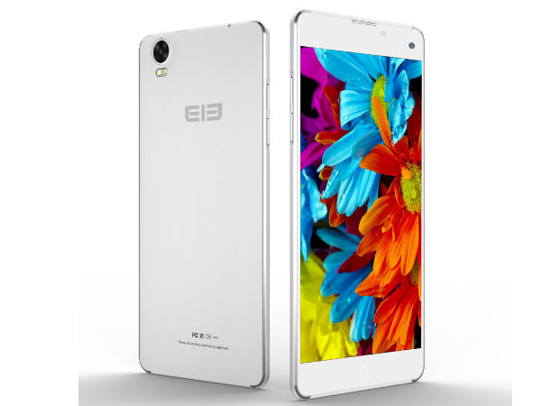 83ccb6a4d Elephone Enters Indian Market with G7 Smartphone Priced At Rs 8