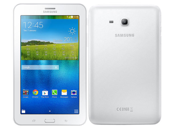 Samsung Galaxy Tab 3V with 7-inch Display, Quad-Core Launched