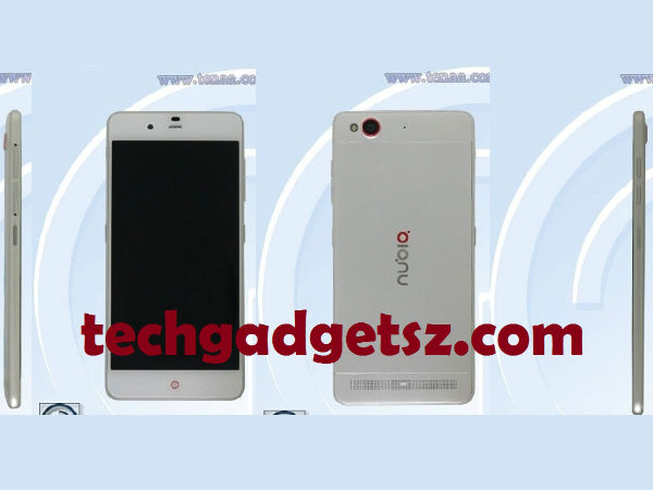 ZTE's Thinnest Smartphone Leaks Online Touting 5.2-Inch FHD Display