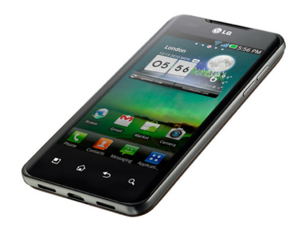 LG Optimus 2X: First Dual-Core Smartphone
