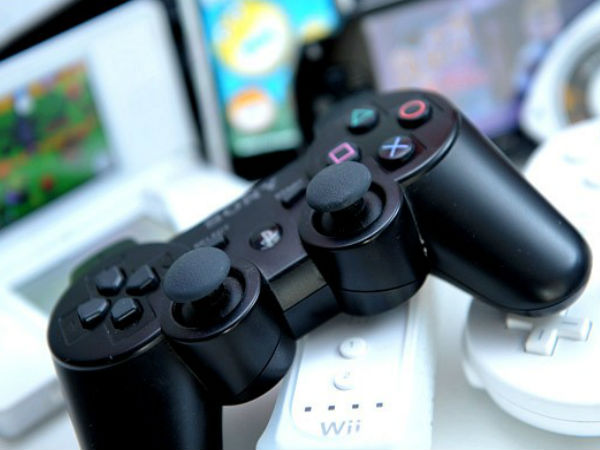 Play video games to improve mood