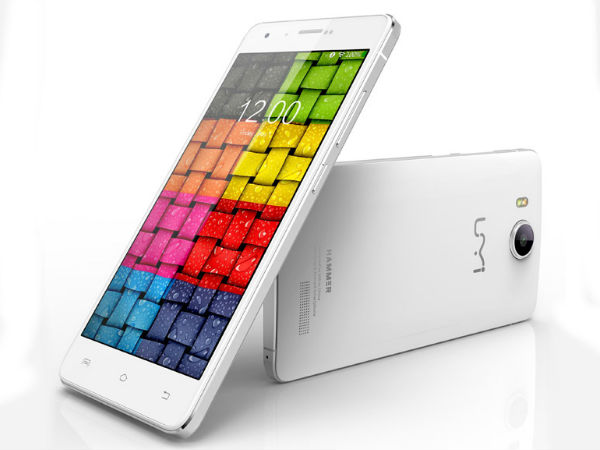 Umi Enters Indian Market With Hammer Smartphone For Rs 10,999