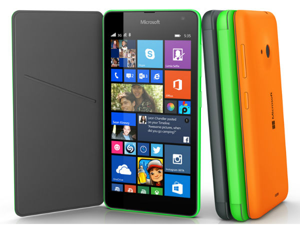 Microsoft To Launch Six Lumia Smartphones This Year